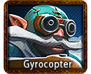 آموزش Gyrocopter